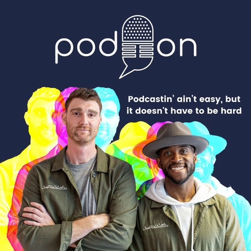 PodOn Podcast | StudioPod SF