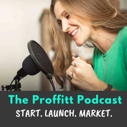 Krystal Proffitt - The Proffitt Podcast   SquadCast Studios
