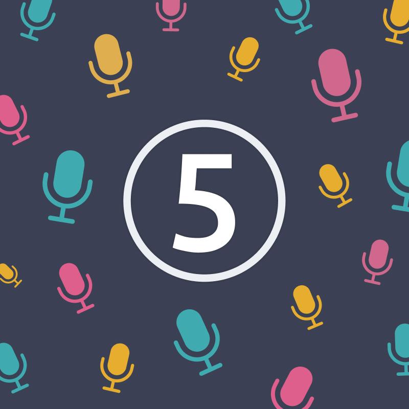 Top 5 Podcast Microphones