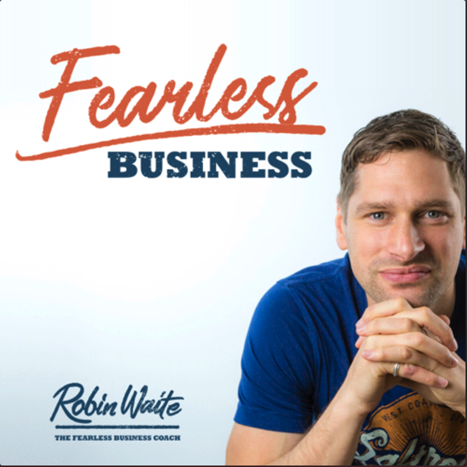Fearless Business Podcast | SquadCast Studios