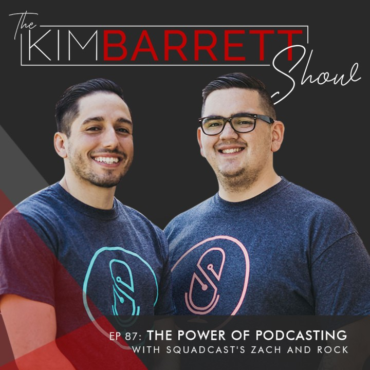 The Kim Barrett Show - Rock & Zach