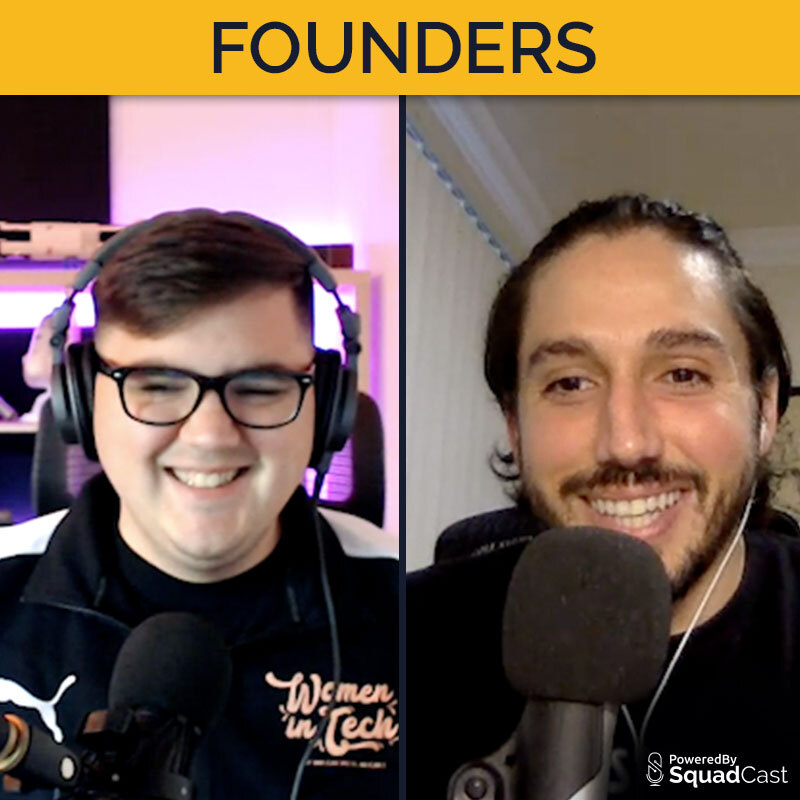 Zach Moreno & Rockwell Felder | Between 2 Mics Founders Episode