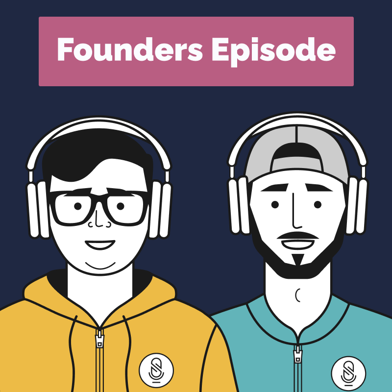 Between Two Mics: The Remote Recording Podcast | Founders Episode